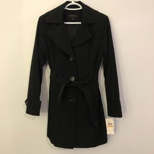 NWT Jason Kole Trench Coat
